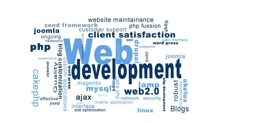 Real Support for Web Development
