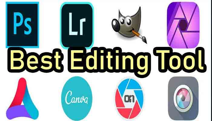 Choose One Best Editing Tool