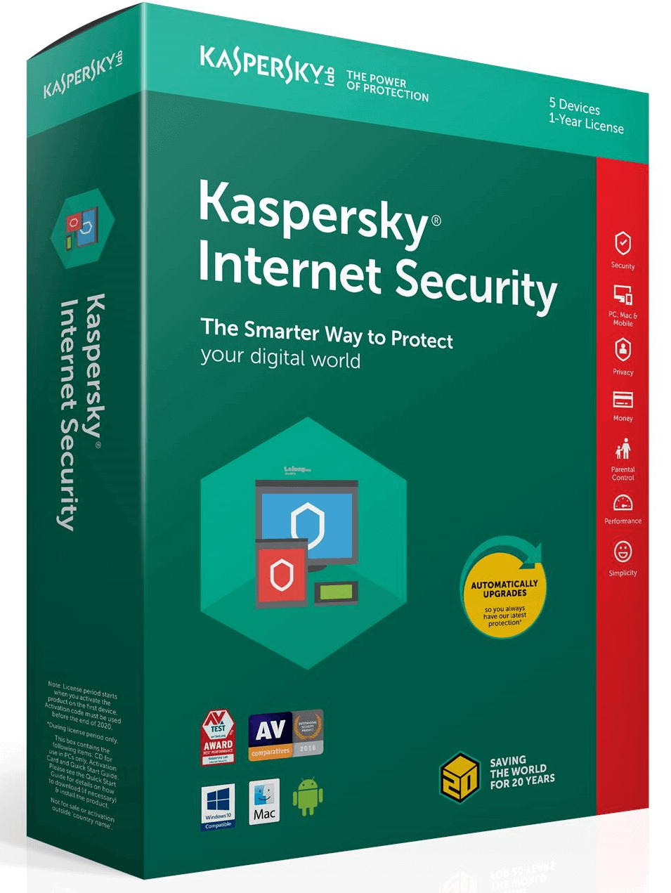 Kaspersky Internet Security Review 2021 | Is Kaspersky Internet Security Any Good?