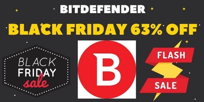 Bitdefender Black Friday Sale
