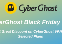 CyberGhost Black Friday Sale