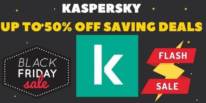 Kaspersky Black Friday
