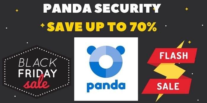 Panda Security Black Friday