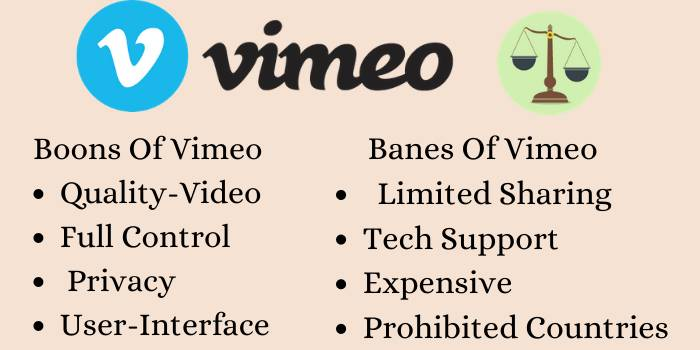 Vimeo Boon or Bane