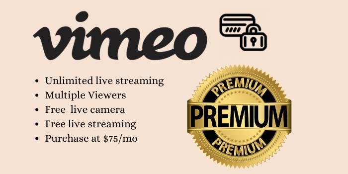Vimeo Premium