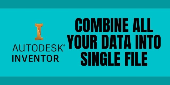 Combine all your data into single file