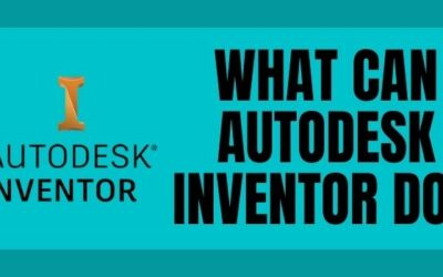 What Can Autodesk Inventor Do? | Top 3 Alternatives Of Autodesk Inventor